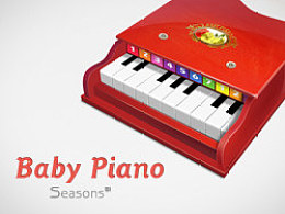 童年记忆中的红色小钢琴——BabyPiano