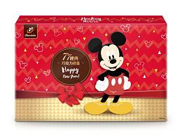 77巧克力 米奇九十周年礼盒