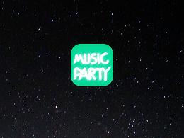 音乐趴 music party