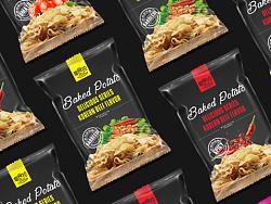零食包装设计-食品包装设计-三明品牌