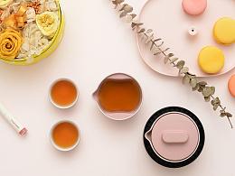 高颜值更轻便的【小巨蛋CC轻便型茶具】——2016德国红点大奖