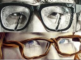 创意摄影—《眼镜》