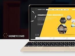 HONEYCOMB WEB DESIGN