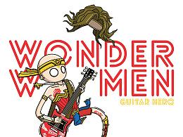 神奇女侠 之 吉他英雄