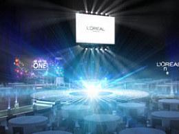 欧莱雅2013年会