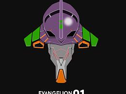 Day37- 每日设计 EVA初号机