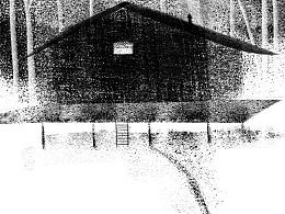 原创作品:雪夜