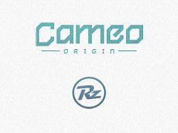 西文字体设计 Cameo Origin