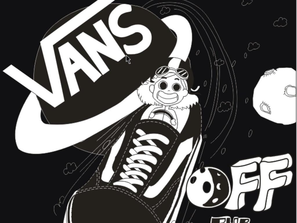 vans滑板电商网页