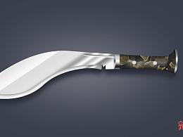 拟物尼珀尔军刀