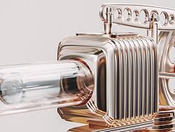 斯特林引擎外燃机