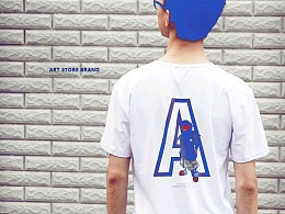 ART STORE2018原创t