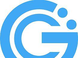 自己的logo,QJ两个字母变换成我的logo