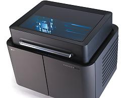 邦陈设计工作室-打印机设备设计