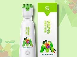 打造更4.0洗护新时代的创新品牌形象——芭格美·生物酶