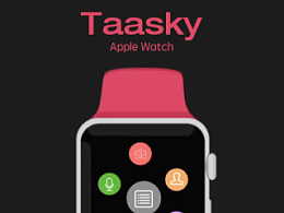 Taasky—Apple Watch动效概念设计
