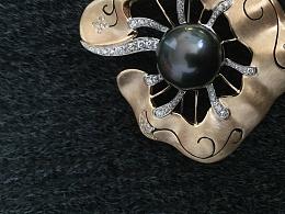 纯手工制作高级珠宝全过程-尚末首饰高级珠宝定制