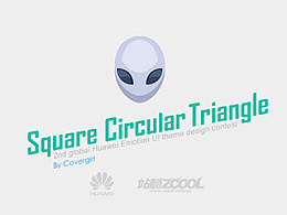 Square Circular Triangle