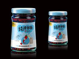 黔椒食品-辣椒包装设计