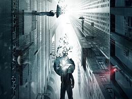 《三体》电影第二款概念海报