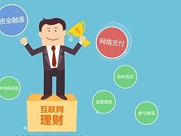 金融产品动画宣传