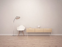 小实验~家具气氛布置