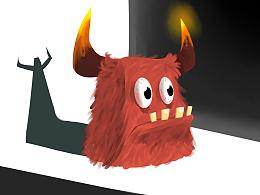 小怪兽 1