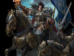 瓦里安·乌瑞恩国王