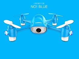 小型四轴飞行器设计