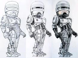 RoboCop 机械战警 墨菲Q一个