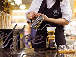 COFFEE+ 咖啡加标识工艺  CHOICE.晨恩标局