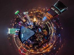 重庆渝中夜景