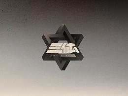 三体logo