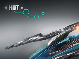 HDT:Alien world craft, the sword of Spartacus