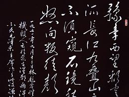 毛泽东晚年诗《无题》
