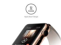PIANKE-apple watch design