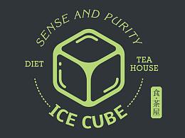艾士奇 食茶屋 精品饮品店 品牌形象