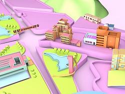 汕大3D导览系统