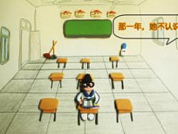 定格动画——四格漫画