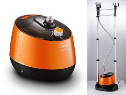 美的挂烫机产品摄影(原图对比)家电产品拍摄