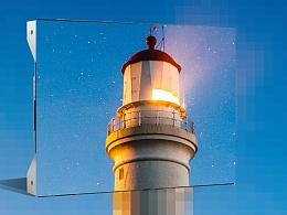 LED屏广告海报