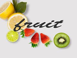 水果网站设计首页