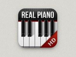Real Piano iOS App