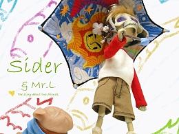 Sider&Mr.L海报展示篇(bjd和平台玩具)