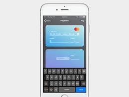 信用卡支付 Credit Card Checkout - Daily UI