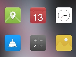 一组icon