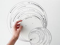 月相日历设计