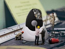 EV-07S GPS 合成海报练习