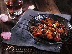 Barbecue-美食摄影-烤肉 烧烤类菜单 by 小米与小麦
