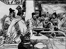 《楚汉之战》连环画·Page29、30